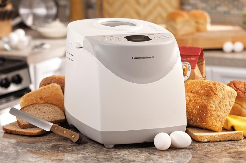 What are the benefits of owning a bread machine 2